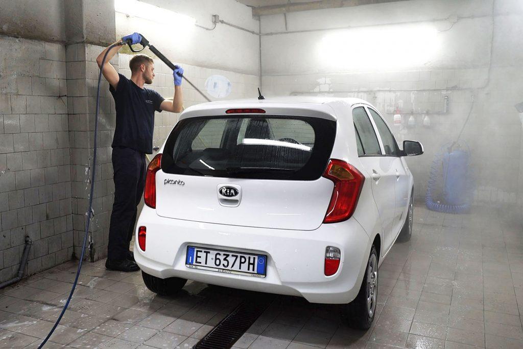 lavaggio auto manuale Firenze Sud