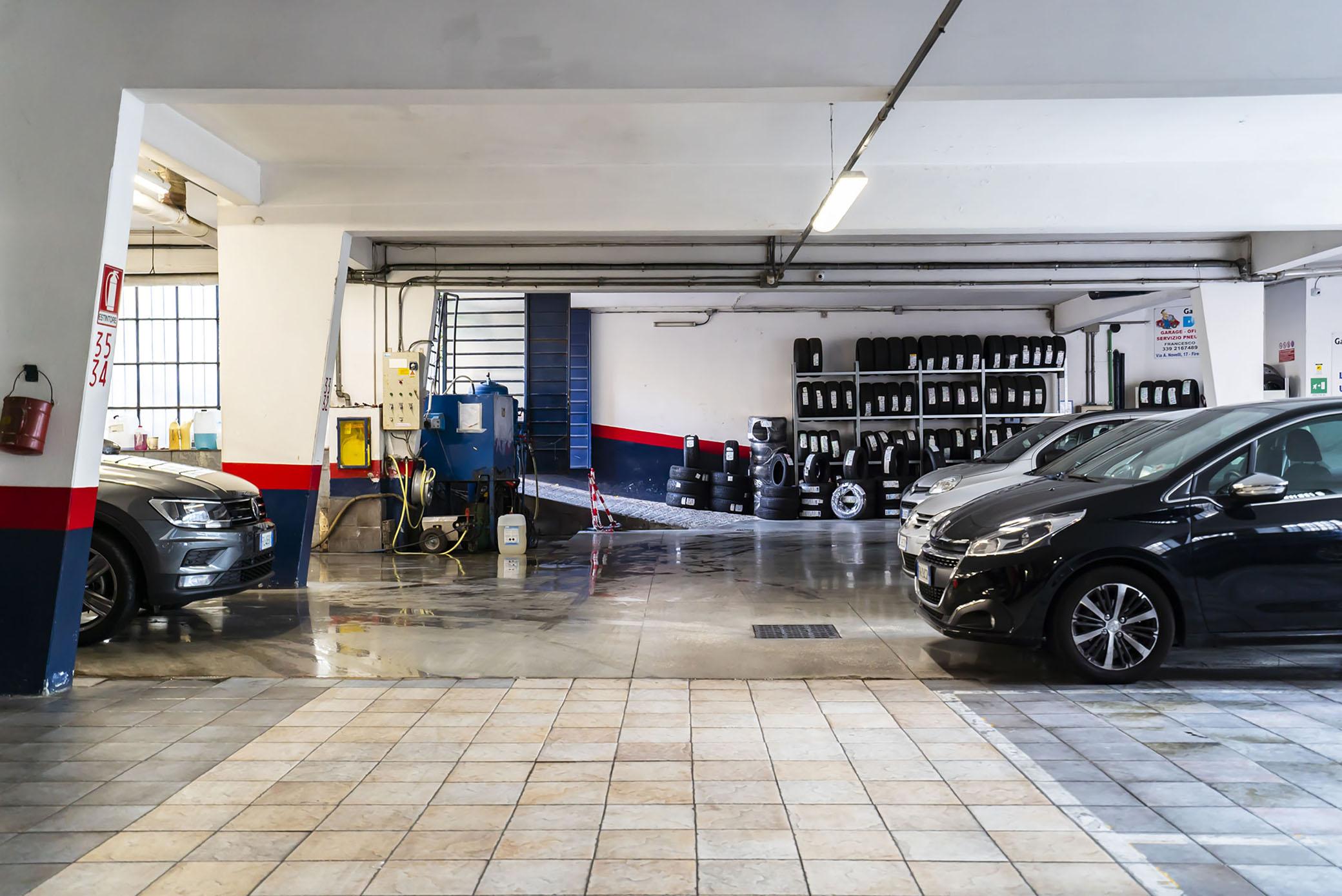 Garage Delfino Firenze